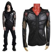 Best-Alternative-Studded-Hooded-Gothic-Punk-Rock-Jackets-Clothing-with-Black-Color-for-punk-rock-clothing-for-men